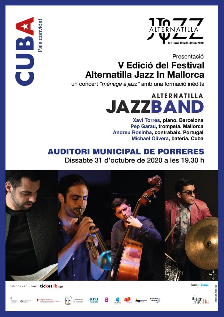V EDICIÓ DEL FESTIVAL ALTERNATILLA JAZZ IN MALLORCA